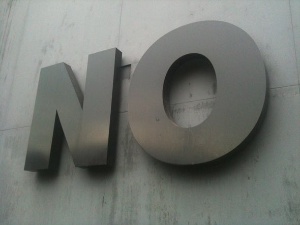 How to Say No (without Feeling Guilty) - Scientific American