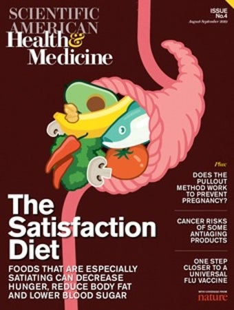 Scientific American Health & Medicine, Volume 1, Issue 4