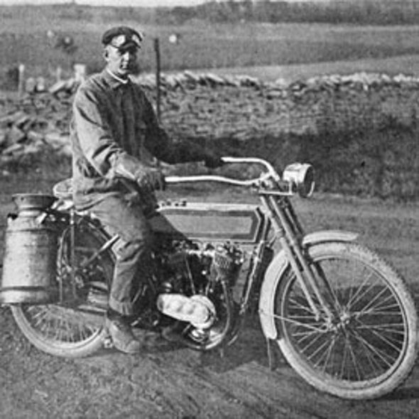 The Motor Vehicle in 1913: Images from the Archives of <em>Scientific American</em> [Slide Show]