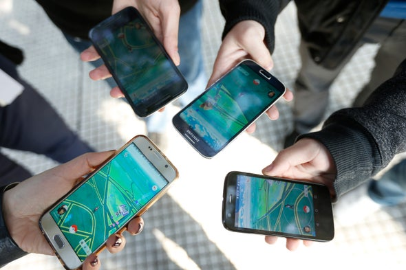 """Beyond """"Pokémon Go"""": Future Games Could Interact with Real Objects"""