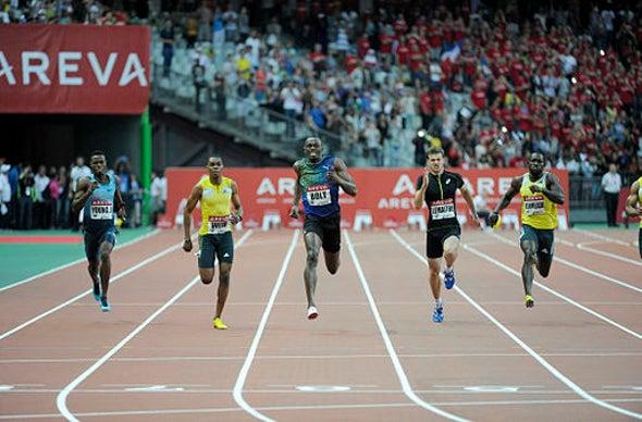 Symmetrical Knees Predict Sprinting Speed