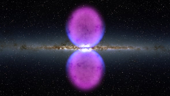 The Giant Fermi Bubbles in the Milky Way [Video]
