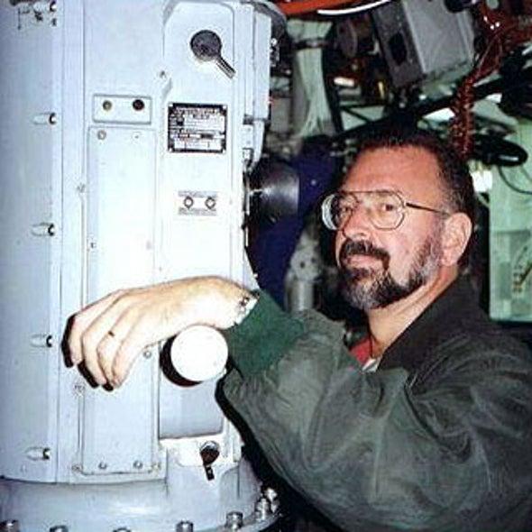 Joe Buff: A Lifelong Interest in the Navy Comes Full Circle