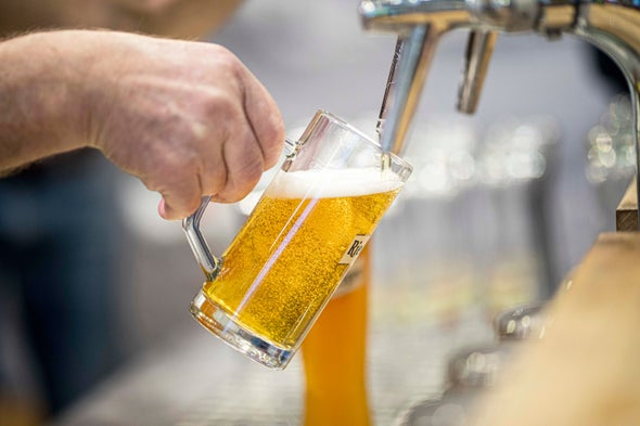Concentrated Beer? Cutting Liquid before Shipping Also Cuts Its Carbon Footprint
