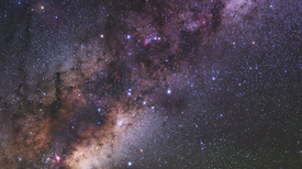 Hidden History of the Milky Way Revealed by Extensive Star Maps