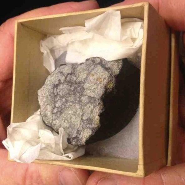 Chelyabinsk Meteor: Dust Grains Reveal How It Played Bumper Car before Hitting Earth