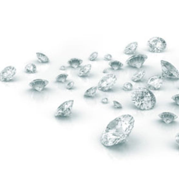 Flawed Diamonds Deliver Precious Details about Early Earth's Tectonics