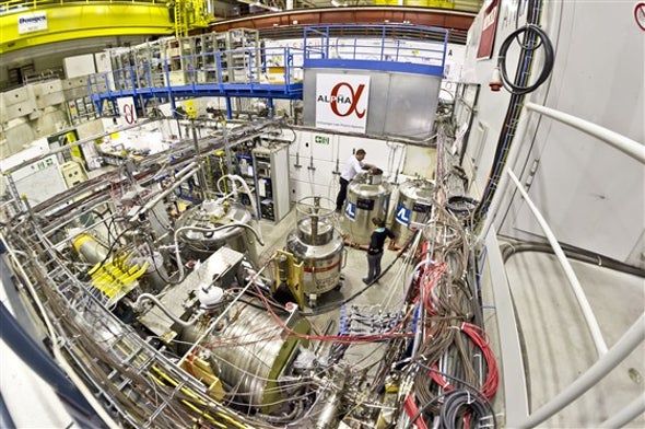 Physicists Pin Down Antimatter in Milestone Laser Test