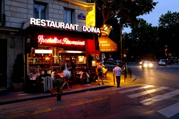 Global Warming–Friendly Proves Moneymaker for Restaurants