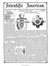 Scientific American Volume 8, Issue 12