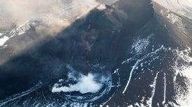 Volcanoes Guard Ice Age Secrets