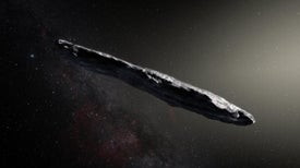 'Oumuamua, First-Known Interstellar Visitor, Likely Born from 2 Stars