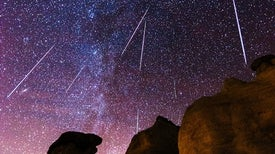 2017 Perseids Meteor Shower Peaks This Weekend