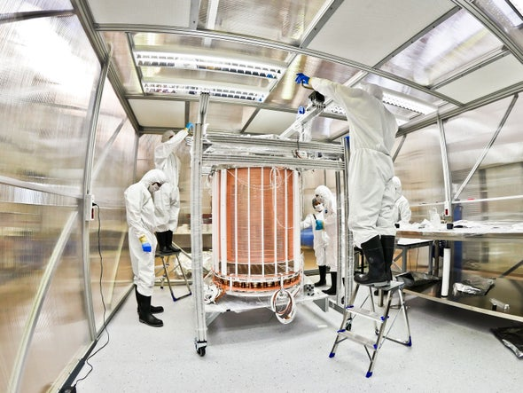 Last Chance for WIMPs: Physicists Launch All-Out Hunt for Dark Matter Candidate