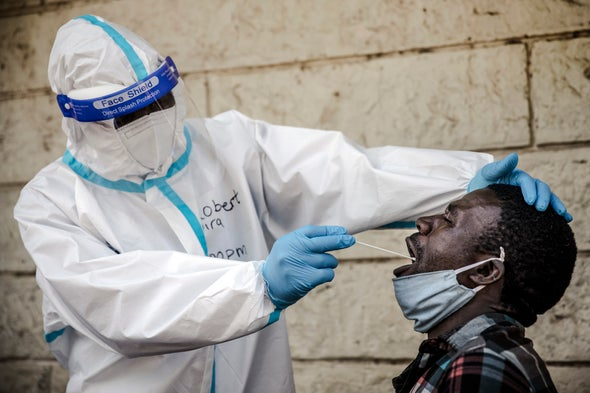 Hidden Toll of COVID in Africa Threatens Global Pandemic Progress
