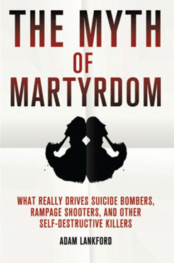 <i>MIND</i> Reviews: <i>The Myth of Martyrdom</i>
