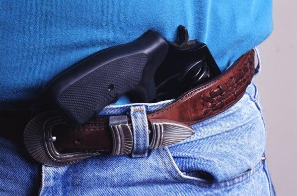 Obama Notes Blocks of Gun Violence Research