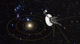 Hubble Charts Cosmic Course for Voyager Probes
