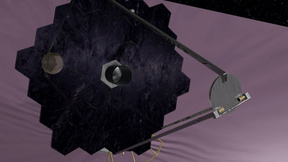 Giant Space Telescope Proposed to Replace Beloved Hubble Telescope