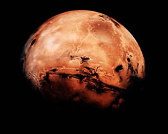 Martian Methane Resuscitates Hope for Life on the Red Planet