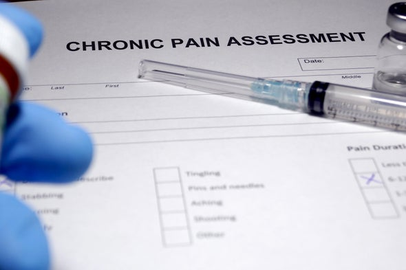 Pain Patients Get Relief from War on Opioids - Scientific American