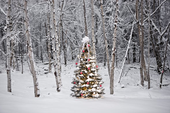 What Happens to White Christmases as the World Warms?