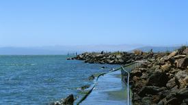 In California, Rising Seas Pose a Bigger Economic Threat Than Wildfires, Quakes