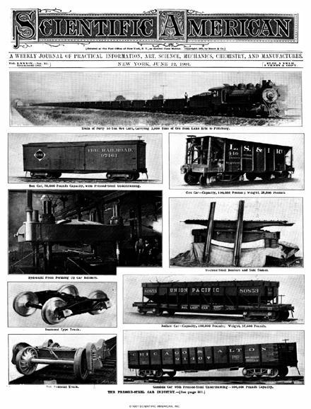 June 22, 1901