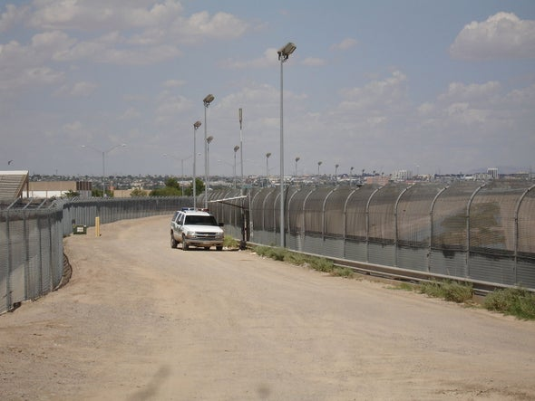 Trump's Wall Could Cause Serious Environmental Damage