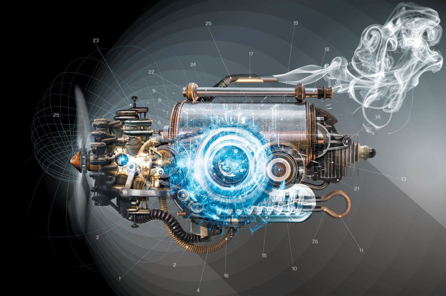Quantum Steampunk: 19th-Century Science Meets Technology of Today