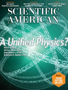 Scientific American, May 2012 Issue
