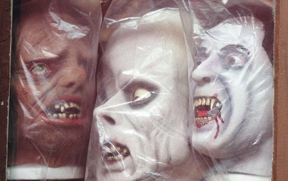 Monsters: Not Just for Halloween