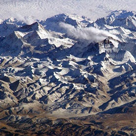 A Sherpa's View of Melting Himalayan Glaciers