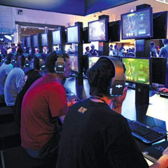 Inside the Mind of a Video Game Champ