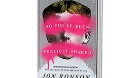 Book Review: <i>So You've Been Publicly Shamed</i>