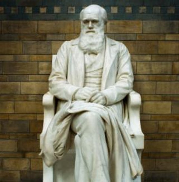 Charles Darwin and Associates, Ghostbusters