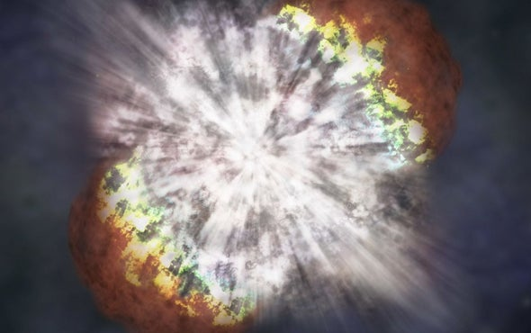 Astronomers Spot Most Distant Supernova Ever Seen