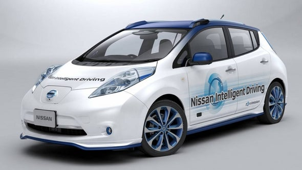 Driverless Cars May Slow Pollution