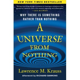 Lawrence Krauss, Universe from Nothing