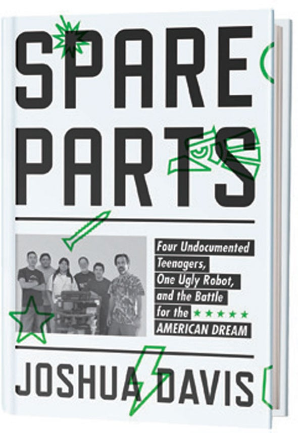 Book Review: <i>Spare Parts</i>