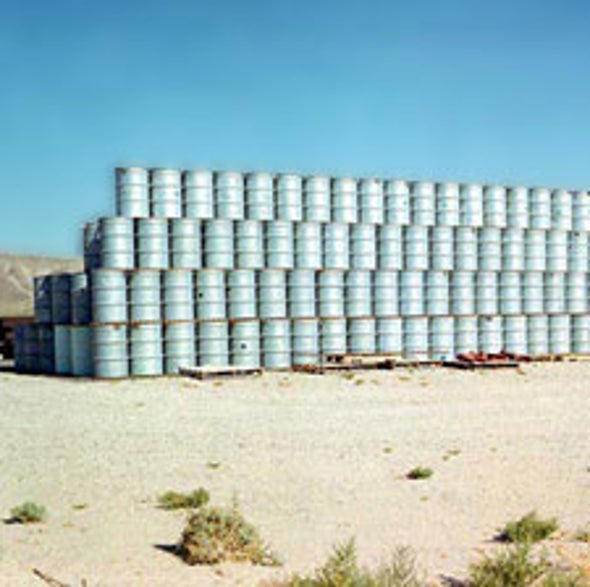 Reservations about Toxic Waste: Native American Tribes Encouraged to Turn Down Lucrative Hazardous Disposal Deals