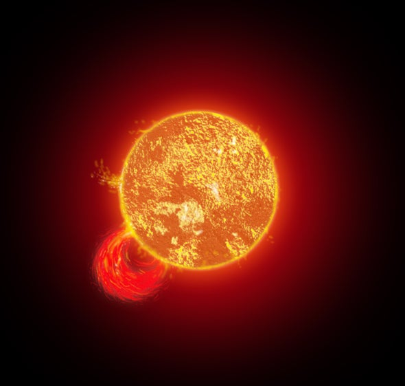 Some Habitable Zone Exoplanets May Get X-Rayed Out