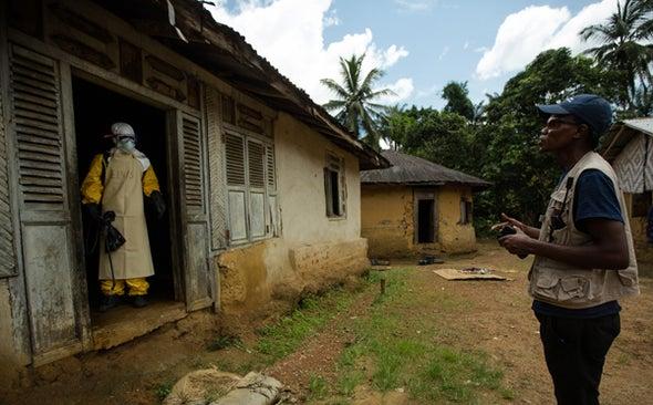 Ebola Exacerbates West Africa's Poverty Crisis