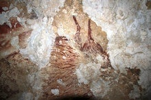 World's Oldest Cave Paintings Are Fading--Climate Change May Be to Blame