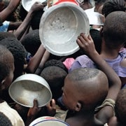 Could Food Shortages Bring Down Civilization?