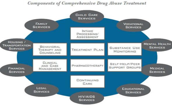 Standard Treatments for Drug Addiction