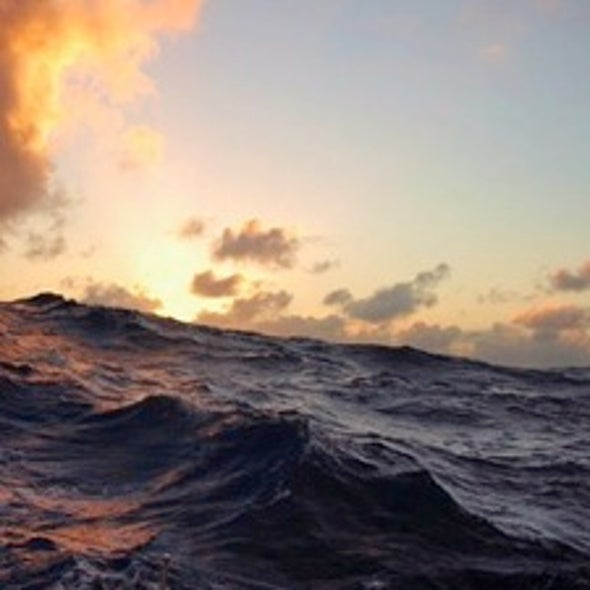 Oceans Turn More Acidic Than Last 800,000 Years