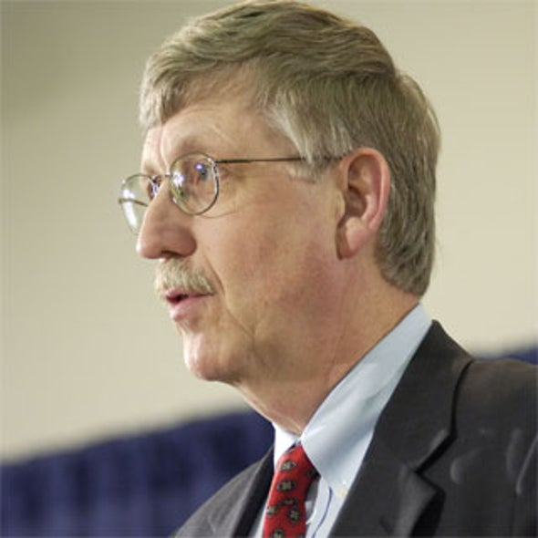 Human Genome Project Head to Step Down