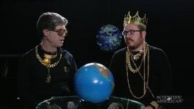 Neutron Star Collisions Create Gold
