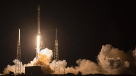 SpaceX Racks Up Another Sea Landing [Video]